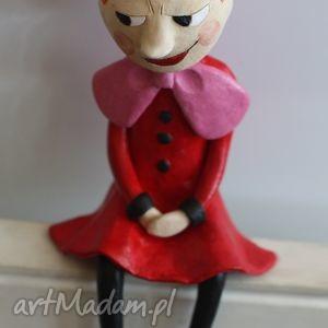 Mała Mi, małami, bajka, ceramika, figurka