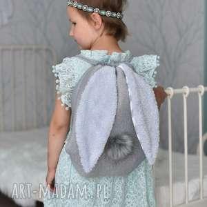 plecak worek króliczek, worek, do szkoły, przedszkola