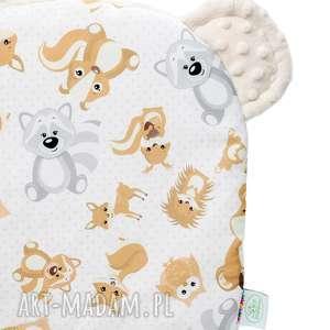 poduszeczka miś misiaki ekri, misie, poduszka, poduszeczka, sen, niemowlak