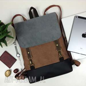 plecak na laptopa - plecak-na-laptopa, plecak-do-pracy, miejski-plecak, damski-plecak