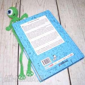 handmade zakładki mike - zakładka do książki