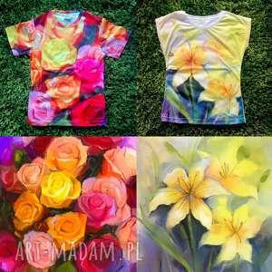 wiosenna oferta specjalna 2 zjawiskowe koszulki damskie w promocyjnej cenie