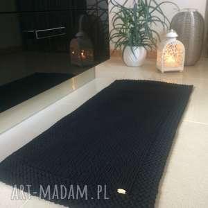 hand made dywany dywanik w ramie 140x50 cm