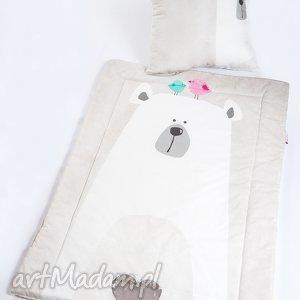 kocyk minky - miś - 75x100 cm - kocyk, kołderka, minky