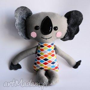 Miś koala Stefan, miś, koala, chłopczyk, maskotka, zabawka, przytulanka