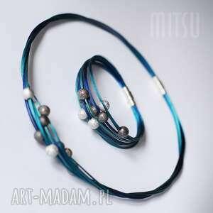 Lazurek XS, lazurowy, kobaltowy, niebieski, turkusowy, oryginalne, artystyczne