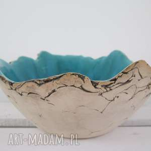 Sardynia artystyczna miska rozmiar M, miska, dekoracyjna, ozdobna, ceramiczna