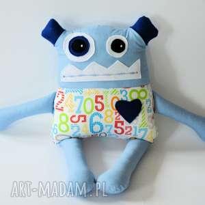 Robot Franko Ufonni 1, robot, ufo, chłopiec, kolorowa, potwór, maskotka