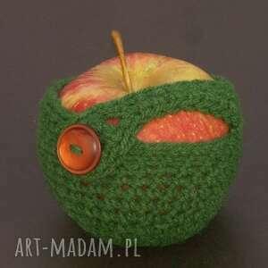 zielony jabłkowec, jabłko, owoce, ocieplacz, ochraniacz, prezent, walentynki