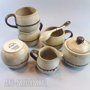 pod choinkę prezenty, komplet kawowo-herbaciany, kawowy