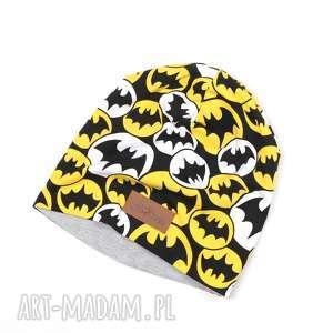 czapka beanie unisex ciepła batman - czapka, beanie, ciepła, batman, prezent