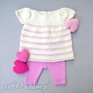 Prezent Komplet Emilka, dziewczynka, niemowlę, dziecko, prezent, urodziny, lato