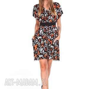 święta, sukienka nani, kolorowa, letnia, luźna, przewiewna, wzorzysta
