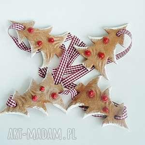 choinkowe zawieszki dekoracja świąteczna - święta