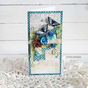 hand made scrapbooking kartki kartka urodzinowa/imieninowa, 542
