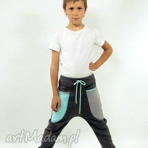 ubranka spodnie stalove chłopięce - baggy pants, chłopiec, dres, taniec, szkoła