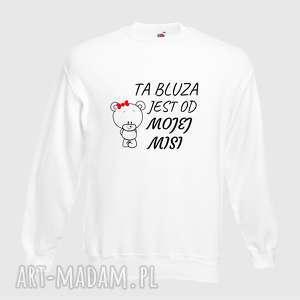 bluza z nadrukiem dla chłopaka, faceta, mężczyzny, męża, niego, prezent