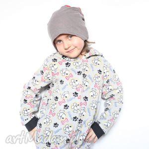 czapka dziecięca mamo chce taką samą - dziecko, czapka, dzianina, wiosna