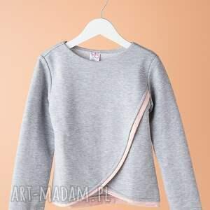bluza db01m, bluza, dziewczęca, modna, wygodna, stylowa, prezent na święta