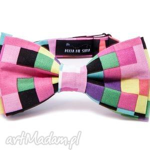 mucha pink freak, mucha, muszka, on, prezent, mężczyzna, ślub