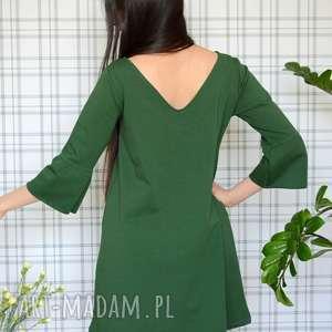 sukienki sukienka hippi s/m/l/xl malachit