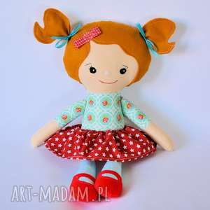 handmade lalki lalka rojberka - ola - 50 cm