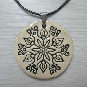 Etno naszyjnik ceramiczny naszyjniki ceramika ana naszyjnik