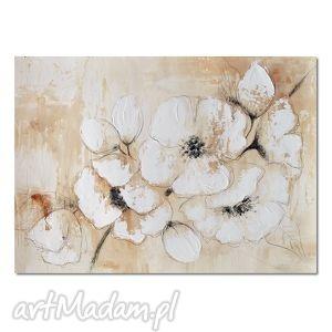 Kwiat wiśni, nowoczesny obraz do salonu, obraz, nowoczesny, do, kwiaty,