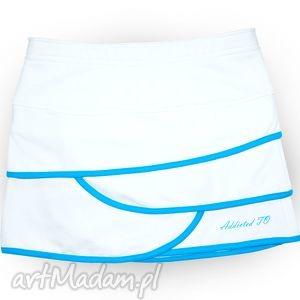 sportowa spódniczka z izolującego materiału, tenis, sport, dziewczynka