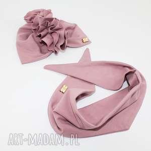 turban z chusta, turban, komin, chustka