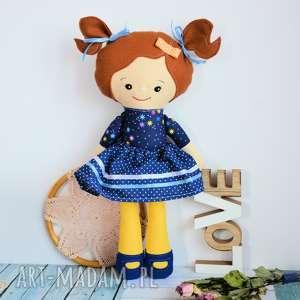 hand-made lalki lalka rojberka - słodki łobuziak emilka 50