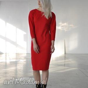sukienki petit - mała czerwona