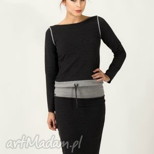 Bluza Milena 5, wygodna, dresowa, modna, komplet, codzienna, bluza
