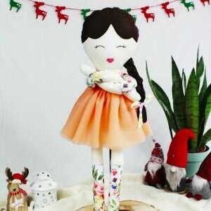 betty boo marcelinka, piękna lalka szmacianka ogromna, prawie 75 cm