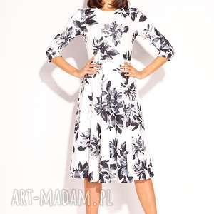 sukienka kamea, wesele, letnia, poprawiny, kwiaty sukienki