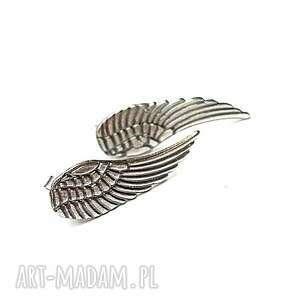 angel - sztyfty, skrzydła, srebro