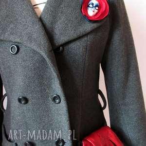 Broszka z Kolekcji Masquerade - Marynarska, maska, wenecka, marynarska, koronka