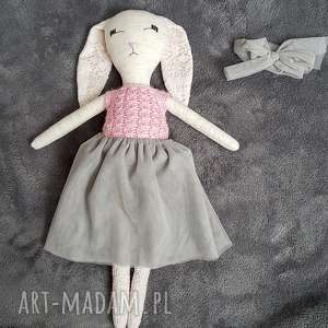 tilda króliczek lala, lalka, królik, dziewczynka, córeczka, prezent, ozdoba