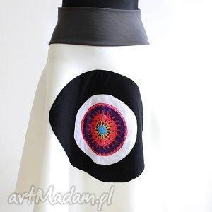Mess-spódncia niebalnalna spódnice ququ design pinka, półklosz