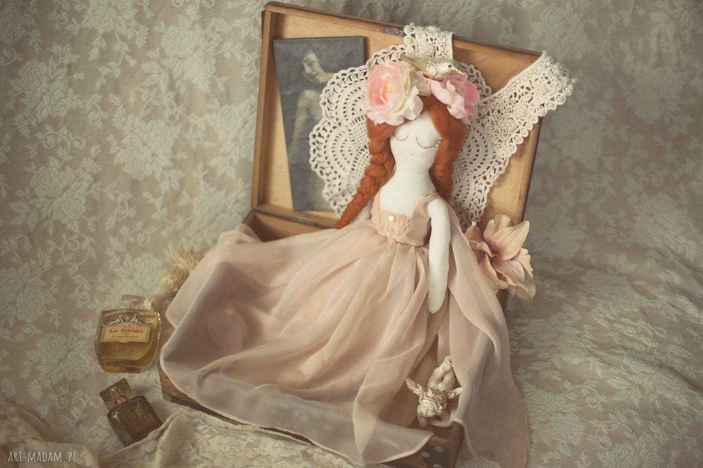 handmade lalki lalka aida - panna z innej epoki