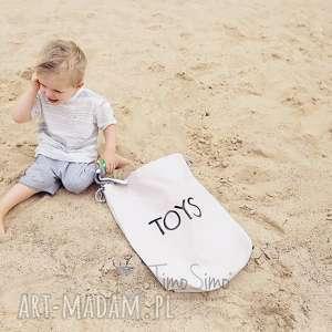 worek na zabawki piesek - bawełna