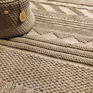 zamówienie specjalne dla pani kamili, dywan, bawełna, sznurek