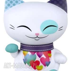 Prezent figurka mani lucky cat Love 11cm, manilacky, kimmidoll, szcaęście, kotek