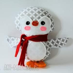 oryginalny prezent, zabawki pingwinek leszek, pingwinek, dziecko, maskotka