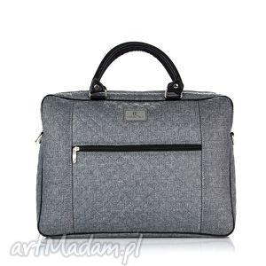 TORBA NA LAPTOPA 679 - laptop, duża, torba, pakowna, wygodna, poręczna