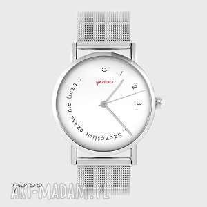 hand made zegarki zegarek, bransoletka - szczęśliwi czasu nie licz&#261