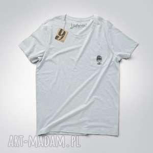 mini SOWA PÓJDŹKA tshirt męski, koszulka, kieszonka, pocket