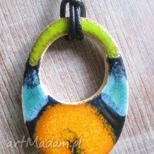 siła - ceramiczny, kolorowy, prezent