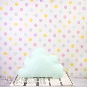 Prezent Poduszka w kształcie chmury MIĘTOWA, poduszka, dekoracja, prezent, chmurka