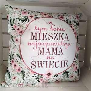 ręcznie robione poduszki poduszka na dzień matki